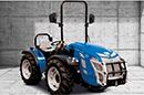 VOLCAN系列四轮拖拉机:L80和K105